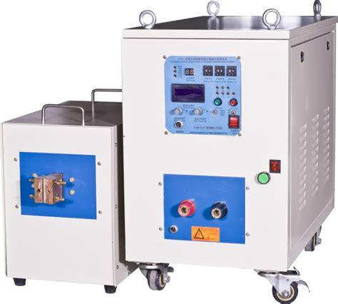 induction heater equipment commercial induction melting equipment with 40kw induction heating device