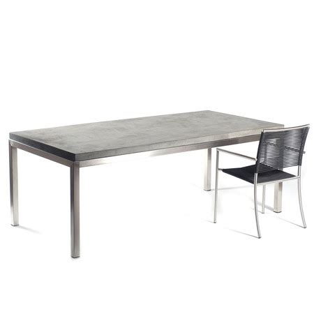 Dining Table Chicago Mixx By Urbia Elemental Furniture Touch Of Modern