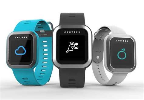 Cool House Gadgets actrek smart fitness tracker tracks your activities