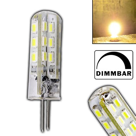 dimmer f r dimmbare led len 7 110 w va g4 led 1 5 watt le dimmbar warmwei 223 12v dc 24 smd
