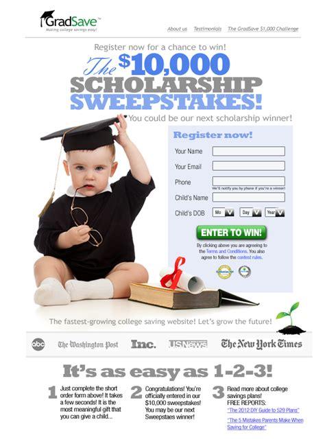 Sweepstakes Scholarships - gradsave scholarship sweepstakes living smart girl