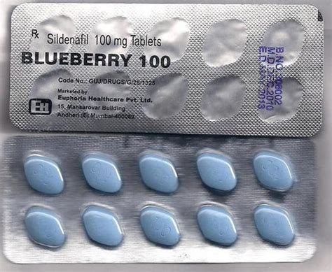 generic viagra sildenafil 100mg india blueberry 100 pills review ed drug from an uncertified