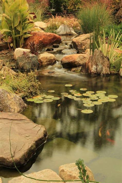 Backyard Koi Pond Kits – 67 Cool Backyard Pond Design Ideas   DigsDigs