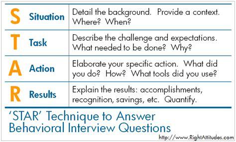 11 best star method images on pinterest behavioral interview