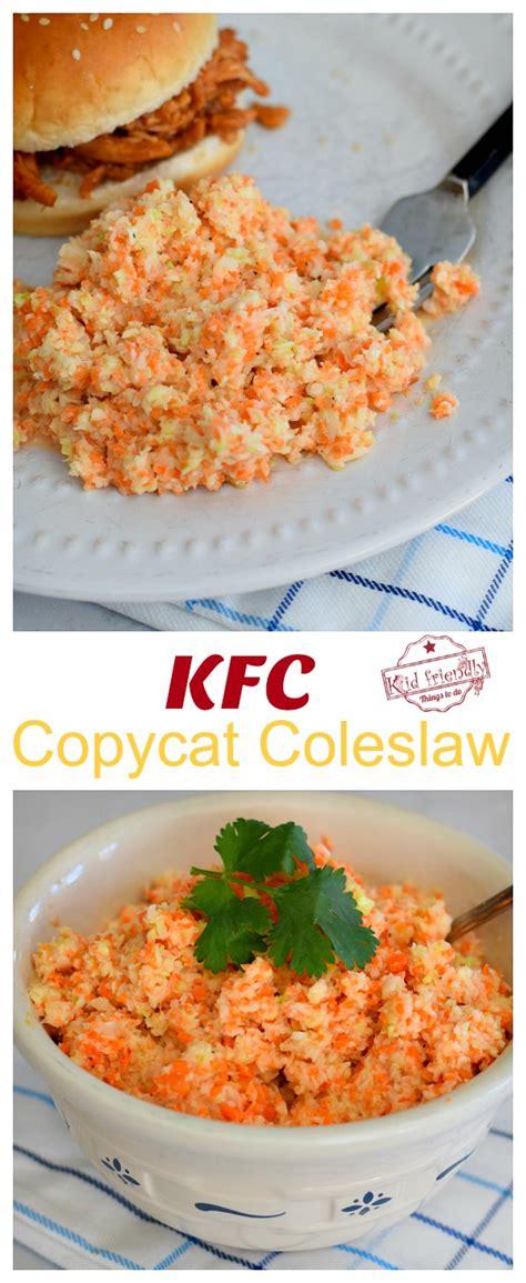 printable coleslaw recipes copycat kfc coleslaw recipe