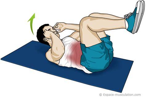 Exercice Abdo Banc Incliné by Abdos Banc Inclin 233 Crunchs Roll Up Forum Musculation
