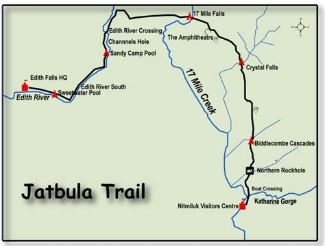 Southern Style Home jatbula trail cfnc article by map and compass