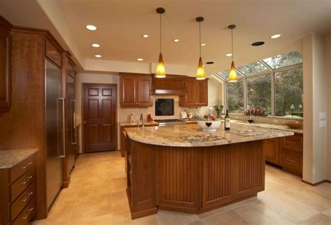 cherry vs maple kitchen cabinets cherry maple birch and oak cabinets seattle custom