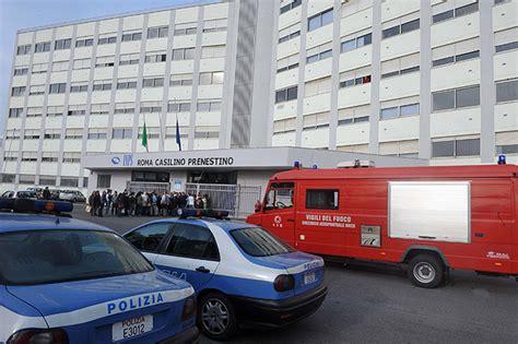 sede inps civitavecchia fuga di gas all inps foto giorno corriere roma