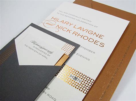 wedding invitation printing penang luxury wedding invitations copper foil st digby digby invitations dc