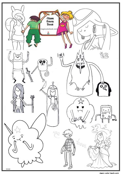 adventure time coloring pages games 34 best adventure time coloring pages images on pinterest