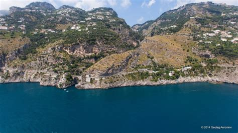 fjord of furore amalfi coast amalfi coast from the palette of a painter the tripinview