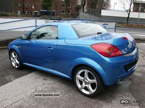 2005 Opel Tigra Photos Informations Articles