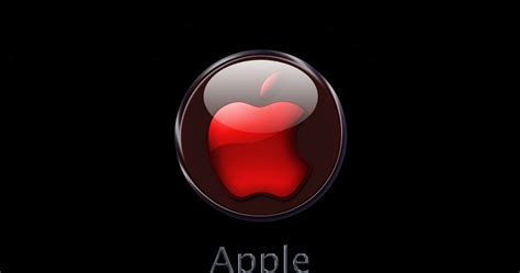 wallpaper apple unik wallpaper keren apple sayap kecil