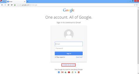 membuat gmail mail cara membuat email google mail gmail