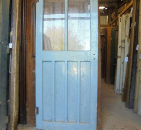 Half Glazed Exterior Doors Reclaimed Half Glazed Front Door Authentic Reclamation