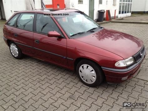 opel astra 1997 specifications 1997 opel astra car photo and specs