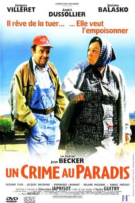 josiane balasko villeret film un crime au paradis 2001 filmes film cine