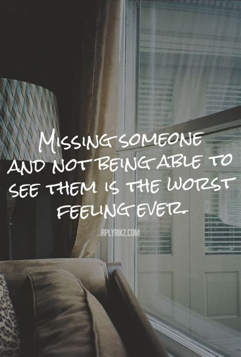 missing           worst feeling   world pictures