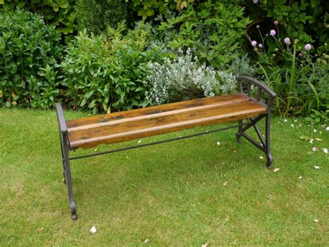 industrial style bench large wooden industrial style backless bench melody maison 174