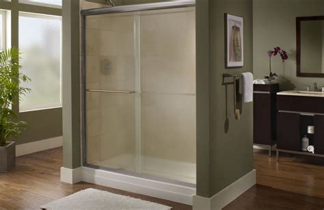 Shower Door Types Different Types Of Shower Doors And Their Characteristics