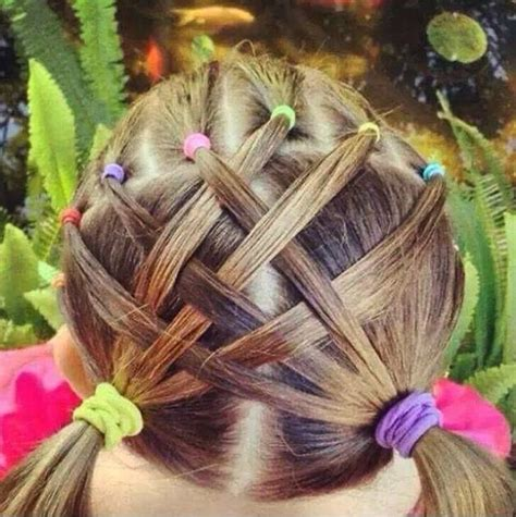 pin    good    long hair diva style kids