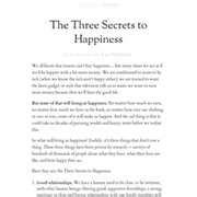 Does Money Buy Happiness Essay by Essay On Money Cant Buy Happiness