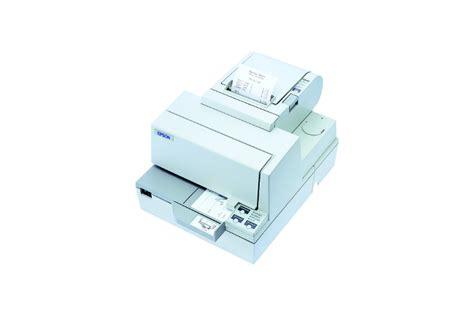 Receipt Template For Epson Printer by Epson Tm H5000ii Pos Receipt Printer Pos Printers