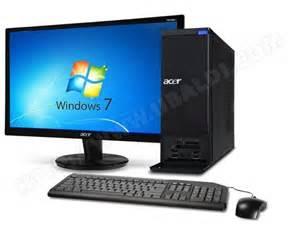 ordinateur de bureau acer aspire x 3400 037 ob 21 pas cher