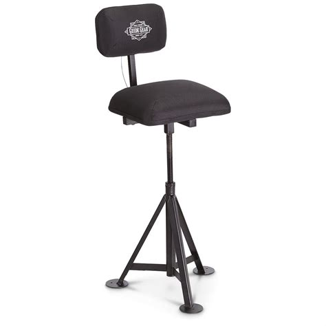 Blind Stool by Guide Gear Blind Stool Black 651044 Stools Chairs