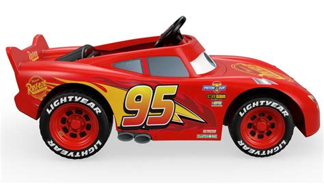 lighting mcqueen power wheels car amazon com power wheels disney pixar cars 3 lightning