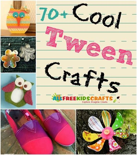 crafts for school cool crafts for tweens 100 tween crafts for middle