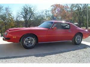 1974 Pontiac Firebird For Sale 1974 Pontiac Firebird Formula 207
