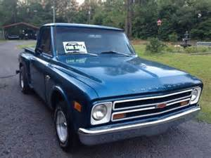 buy used 1968 chevy c10 shortbed stepside in