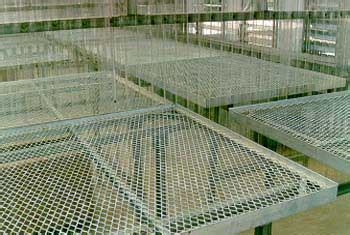 metal greenhouse benches benches for greenhouse nursery production