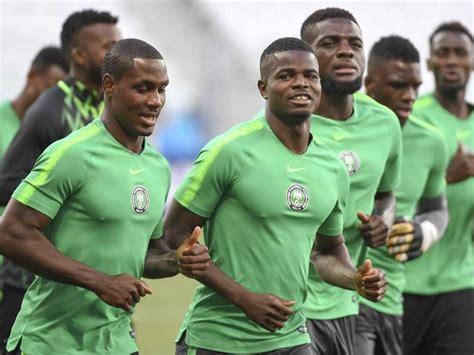 nigeria vs iceland fifa world cup 2018 football scores