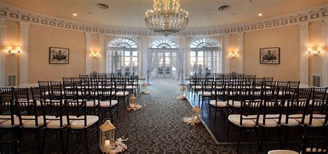 wedding venues asbury park nj asbury park weddings the official site of berkeley hotel