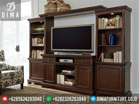 Bufet Tv Minimalis Rak Lemari Kabinet Jati set bufet tv minimalis jepara lemari tv klasik buffet tv