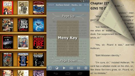 mobi reader android apps to read mobi html chm doc epub pdf ebooks