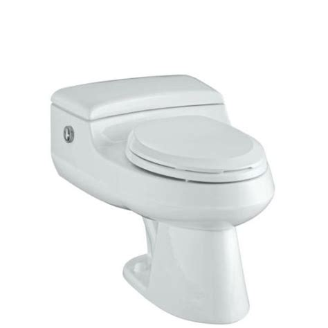 One Comfort Height Toilet by Kohler K 3393 San Raphael Comfort Height Elongated One