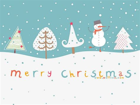 image of winters blessing christmas tree wallpaper wallpapersafari