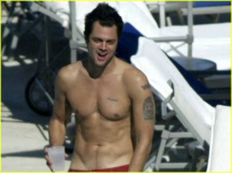 johnny knoxville tattoo on chest loose in the city i won t let your son go down on me