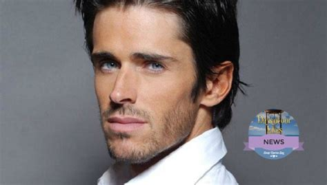 brandon beemer is coming back to days of our lives days of our lives news brandon beemer returns to dool