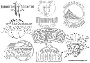 nba finals coloring pages coloring pages of the week 2013