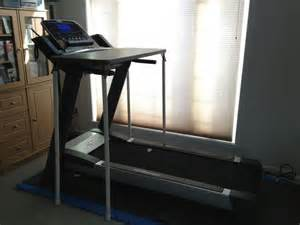 Treadmill Desk Diy Pin By Toesin Sandwannabe On Well That S Convenient