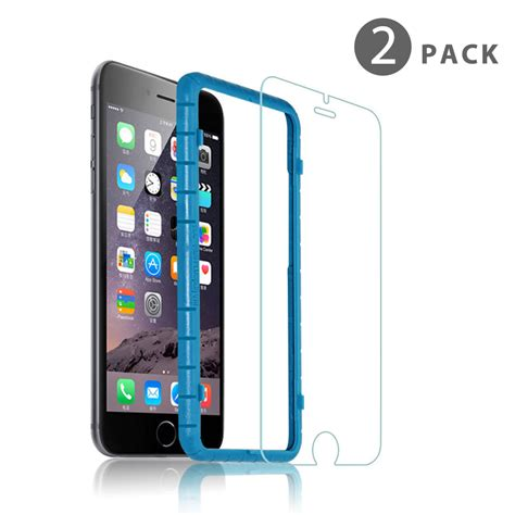 Protector Kit For Iphone 7 7 iphone 7 tempered glass screen protector iphone 6s 6 w easy install kit clear ebay