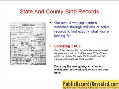 Birth Records Usa Free State Usa