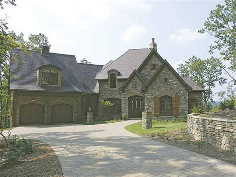 eplans french country house plan splendid stone exterior french country house plan with 4731 square feet and 3