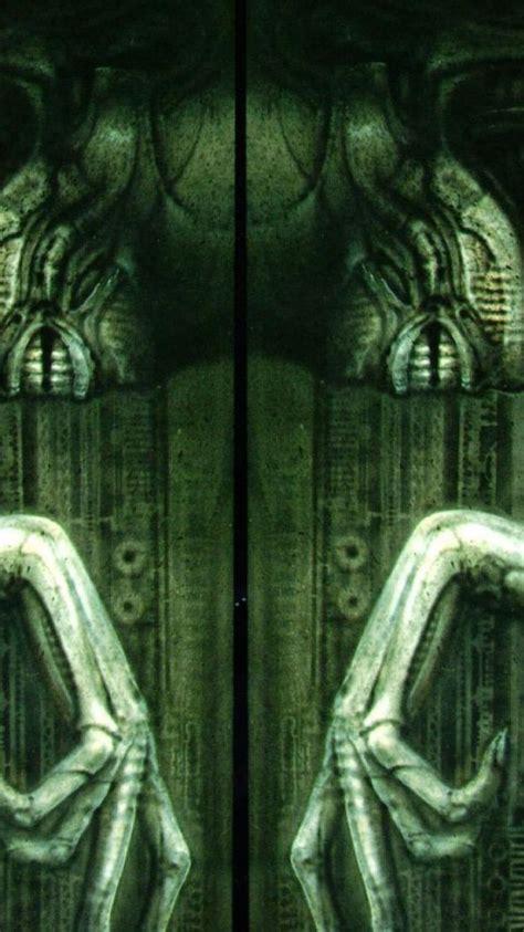 alien hr giger hr xenomorph artwork wallpaper