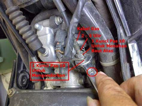 cara membuat lu led jupiter mx 4 langkah membuat tarikan gas jupiter mx lebih ringan dan